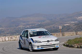 Andrea Alogna ( Peugeot 106 #156), CAMPIONATO ITALIANO VELOCITÀ MONTAGNA