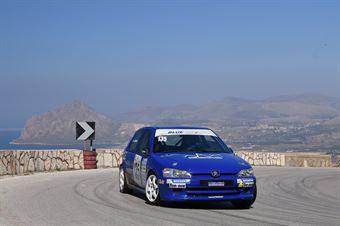 Francesco Maggio ( Peugeot 106 R #135), CAMPIONATO ITALIANO VELOCITÀ MONTAGNA