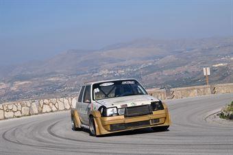 Rotella Domenico (Renault 5 Gt Turbo, New Generation Racing #86), CAMPIONATO ITALIANO VELOCITÀ MONTAGNA