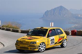 Vincenzo Viola (Project Team, REnaul Clio Williams #133), CAMPIONATO ITALIANO VELOCITÀ MONTAGNA