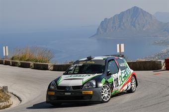 Riccardo Arceri ( Top Rally, Renaukt Clio s1600 # 118), CAMPIONATO ITALIANO VELOCITÀ MONTAGNA