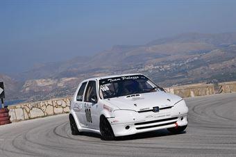 Crispi Alfio (Catania Corse, Peugeot 106 #108), CAMPIONATO ITALIANO VELOCITÀ MONTAGNA