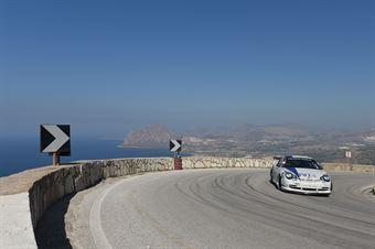 Francesco Leogrande ( Fasano Corse, Porsche 996 Gt3 Cup #82), CAMPIONATO ITALIANO VELOCITÀ MONTAGNA