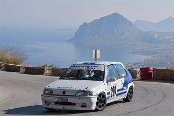 Budano Domenico Gaetano (Peugeot 106, Motor Team Nisseno #207), CAMPIONATO ITALIANO VELOCITÀ MONTAGNA