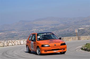 Giovanni Migliore (Viemmecorse, Peugeot 106 #186), CAMPIONATO ITALIANO VELOCITÀ MONTAGNA