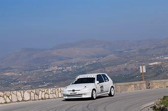 Crispi Alfio (Catania Corse, Peugeot 106 #122), CAMPIONATO ITALIANO VELOCITÀ MONTAGNA
