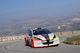 Roberto Lombardo ( Peugeot 207 #91), CAMPIONATO ITALIANO VELOCITÀ MONTAGNA
