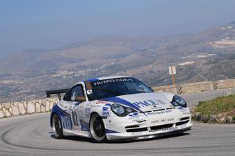 Francesco Leogrande (Fasano Corse, Porsche 991 Cup #82), CAMPIONATO ITALIANO VELOCITÀ MONTAGNA