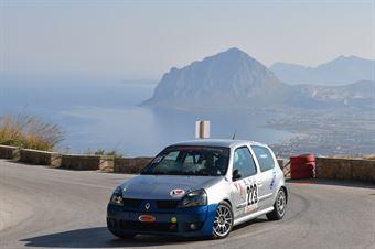 Vassallo Antonio (Scuderia Vesuvio, Renaul Clio Rs #223, CAMPIONATO ITALIANO VELOCITÀ MONTAGNA