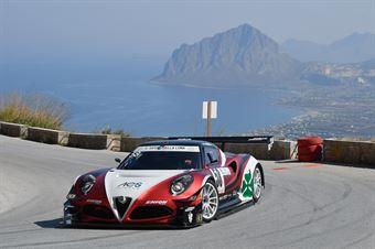 Marco Gramenzi (AB Motorsport, MG AR 4C #58), CAMPIONATO ITALIANO VELOCITÀ MONTAGNA