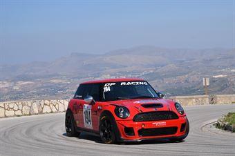 Vito Tagliente (SCS Motorsport, Mini Cooper JCW #194), CAMPIONATO ITALIANO VELOCITÀ MONTAGNA