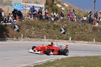 Dino Blunda (Festina Lente, Speads RM 08 BMW #19), CAMPIONATO ITALIANO VELOCITÀ MONTAGNA