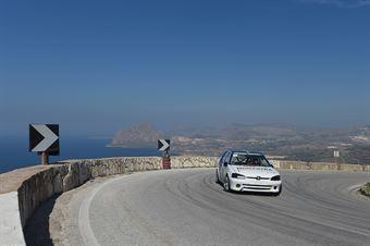 Giuseppe Monastra ( Peugeot 106 R #106), CAMPIONATO ITALIANO VELOCITÀ MONTAGNA