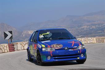 Canino Raffaele (Team Catanzaro Corse, Peugeot 106 Rally #235), CAMPIONATO ITALIANO VELOCITÀ MONTAGNA