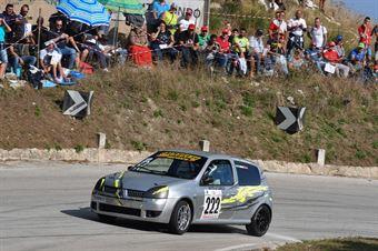 Eusebio Arduino(Cosenza Corse, Renault Clio #222), CAMPIONATO ITALIANO VELOCITÀ MONTAGNA
