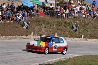 Caterina Cammarata ( Project Team, Peugeot 106 #185), CAMPIONATO ITALIANO VELOCITÀ MONTAGNA