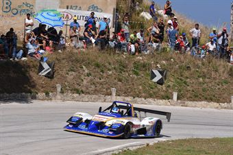 Omar Magliona (CST Sport, Osella PA2000 #1), CAMPIONATO ITALIANO VELOCITÀ MONTAGNA