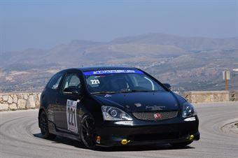 Cicalese Francesco Paolo (Tirreno Motorsport, Honda Civic #221), CAMPIONATO ITALIANO VELOCITÀ MONTAGNA