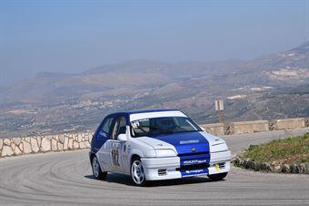 La Rosa Corrado(Peugeot 106 Rally, Scuderia Sunbeam M Sport A.S.D. #182), CAMPIONATO ITALIANO VELOCITÀ MONTAGNA