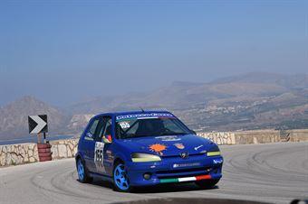 Marco Arceri ( Peugeot 106 #155), CAMPIONATO ITALIANO VELOCITÀ MONTAGNA