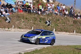 Giovanni Lisi ( Honda Civic Type R #151), CAMPIONATO ITALIANO VELOCITÀ MONTAGNA