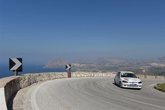 Vincenzo Fonte ( Trapani Corse, Peugeot 106 #183), CAMPIONATO ITALIANO VELOCITÀ MONTAGNA