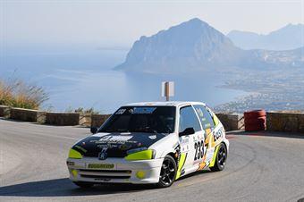 Gaspare Campo ( Peugeot 106 16 V #233), CAMPIONATO ITALIANO VELOCITÀ MONTAGNA