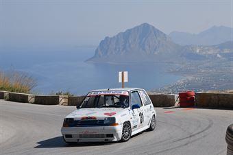 Di Pietro Massimiliano (Renault 5 Gt Turbo, A.S.D. Scuderia Catania Corse #131), CAMPIONATO ITALIANO VELOCITÀ MONTAGNA