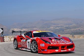 Maurizio Pitorri ( Best Lap, Ferrari 488 Challenge #77), CAMPIONATO ITALIANO VELOCITÀ MONTAGNA