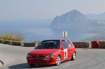 Ignazio Amato ( Peugeot 106 #181), CAMPIONATO ITALIANO VELOCITÀ MONTAGNA