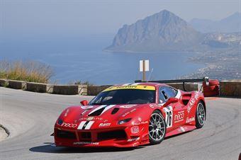Ragazzi Roberto (Superchallenge, Ferrari 488 Challenge #76), CAMPIONATO ITALIANO VELOCITÀ MONTAGNA