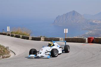 Gigliuto Giuseppe ( Puntese Corse, Formula Tatuus #14), CAMPIONATO ITALIANO VELOCITÀ MONTAGNA
