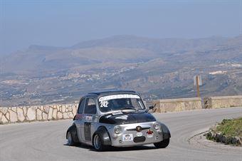 Cardillo Antonino (Fiat 500, A.S.D. Piloti Per Passione #242), CAMPIONATO ITALIANO VELOCITÀ MONTAGNA