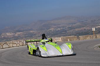 Liber Federico ( Alby Racing Team, Gloria C8P Evo #11), CAMPIONATO ITALIANO VELOCITÀ MONTAGNA