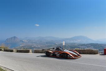Achille Lombardi ( Vimotorsport, Osella PA 21 job #45), CAMPIONATO ITALIANO VELOCITÀ MONTAGNA
