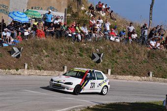 Giacalone Salvatore (Peugeot 106 Rally, Project Team S.R.L. #231), CAMPIONATO ITALIANO VELOCITÀ MONTAGNA