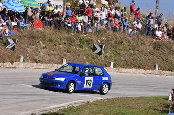 Carmelo Ferraro (Peugeot 106 #179), CAMPIONATO ITALIANO VELOCITÀ MONTAGNA