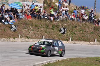 Raffaele Tallarico (Team Catanzaro Corse, Peugeot 106 #146), CAMPIONATO ITALIANO VELOCITÀ MONTAGNA