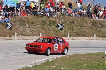 Giuseppe Nicastro (Lancia Delta Integrale #125), CAMPIONATO ITALIANO VELOCITÀ MONTAGNA