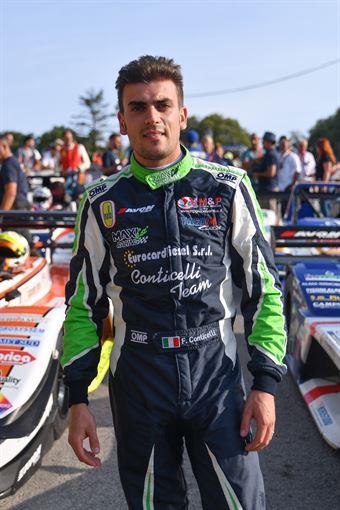 Francesco Conticelli , CAMPIONATO ITALIANO VELOCITÀ MONTAGNA