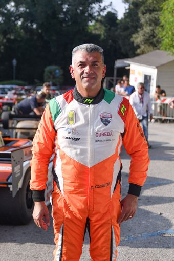 Domenico Cubeda , CAMPIONATO ITALIANO VELOCITÀ MONTAGNA