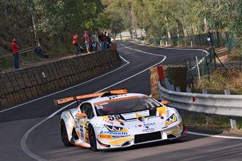 Rosario Parrino (Antonelli Motorsport , Lamborghini Huracan #55), CAMPIONATO ITALIANO VELOCITÀ MONTAGNA
