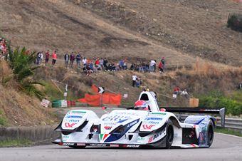 Merli Christian ( Vimotorsport, Osella FA 30 Zytek LRM #3), CAMPIONATO ITALIANO VELOCITÀ MONTAGNA