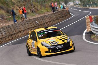 Torre Antonino ( Renault Clio Cup #143), CAMPIONATO ITALIANO VELOCITÀ MONTAGNA