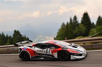 Baruchelli Dario ( Pintarally Motorsport, Lamborghibi Huracan ST #81), CAMPIONATO ITALIANO VELOCITÀ MONTAGNA