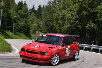 Boschi Maurizio ( Vimotorsport, Opel Astra KIT #112), CAMPIONATO ITALIANO VELOCITÀ MONTAGNA