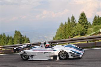 Meneghetti Renzo (Vimotorsport, Lucchini Bmw #26), CAMPIONATO ITALIANO VELOCITÀ MONTAGNA