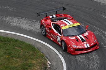 Ragazzi Roberto (Superchallenge, Ferrari 488 Challenge #84), CAMPIONATO ITALIANO VELOCITÀ MONTAGNA