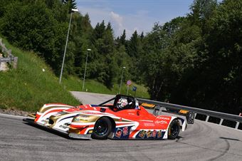 Fabien Bouduban ( Ecurie Des Ordons, Norma M20 FC #24), CAMPIONATO ITALIANO VELOCITÀ MONTAGNA