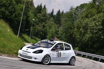 Parlato Paolo (Borrett Team Motorsport, Renault New Clio RS #109), CAMPIONATO ITALIANO VELOCITÀ MONTAGNA